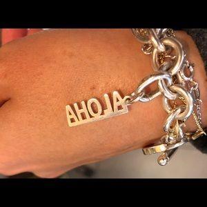 Jewelry - Tiffany and co ALOHA Charm Pendant